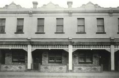 108 -114 Scotchmer St,North Fitzroy,Victoria in 1948. •Fitzroy Library•