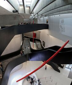 Zaha Hadid, Maxxi Museum, Rome, Italy <3 best place to see in Rome