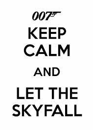 Keep Calm, Skyfall