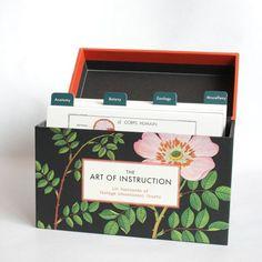 Art of Instruction - Kaartenbox (100x)