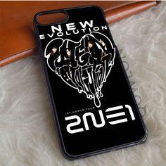 2NE1 New Evolution iPhone 7 Plus Case