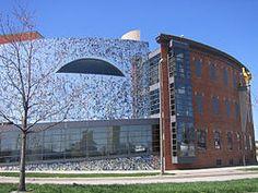 American Visionary Arts Museum,  Art museum VisitorsOver 100,000 annually DirectorRebecca Alban Hoffberger