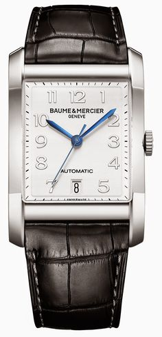 Baume et Mercier Hampton Automatic – Новая модель в честь юбилея | LuxuriousWatches.ru