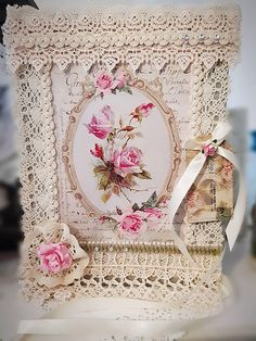 Check out this item in my Etsy shop https://www.etsy.com/uk/listing/587559606/altered-shabby-chic-english-rose