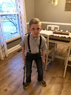 Old man costume for day of school Kids Old Man Costume, Old People Costume, Old Lady Costume, Kids Costumes Boys, Toddler Halloween Costumes, Dress Up For Boys, Men Dress Up, Dress Up Day, Farm Costumes