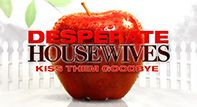 Desperate House Wives.  I will miss it dearly.