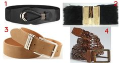 Tendance de la rentrée 2015 : les ceintures. #codepromo #OASAP #SammyDress #Somewhere #BlanchePorte