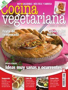 Revista #COCINA #VEGETARIANA 49. #Frutas de #temporada. Ideas muy sanas y ocurrentes.