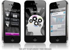 DreamON: una aplicación que nos permite elegir sobre qué soñaremos cada noche.