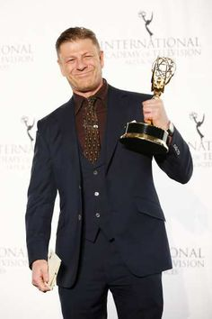 #SeanBean attends the 41st International Emmy Awards at the #Hilton New York on November 25, 2013 http://celebhotspots.com/hotspot/?hotspotid=5375&next=1