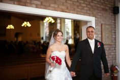 Stephen & Jessica's Fall Red Romance Inspired Wedding at Villa Borghese, Wappingers Falls, NY - Photos courtesy of Bryan Barger Photography