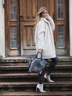 Lene Orvik -Arnie Says  // winter style