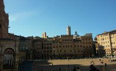 Visioni -Piazza il Campo - Siena