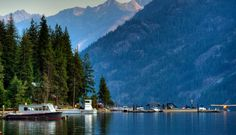 The Most Isolated Spot In Washington, Stehekin