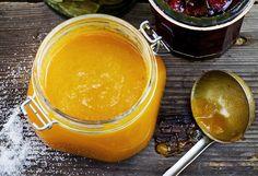 Oranssi kesäkurpitsahillo Moscow Mule Mugs, Tableware, Drinks, Food, Drinking, Dinnerware, Beverages, Tablewares, Essen