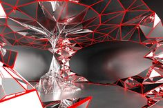 Moritz Waldemeyer. Becks Sapphire bar – rendering