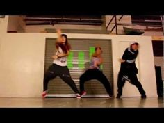 Chachi Gonzales & Ellen Kim: 'Booty Work' i love this its so cute i want to learn it!! CHALLENGE ACCEPTED!!!!