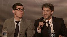 Q&A  com Sergio Lopes, Haroldo Dutra Dias e Alberto Almeia   7th Spiriti...
