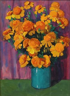 untitled picture by Jane Peterson (1876-1975), American (paintedprism)