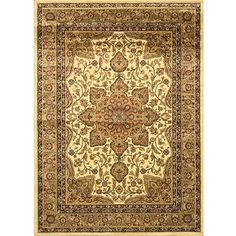 "Home Dynamix Royalty Collection 8083-100 Area Rug - Walmart.com  7'8""x10'4""  $132"