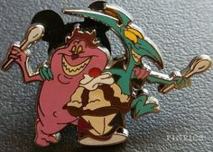 Pin traders delight Hercules