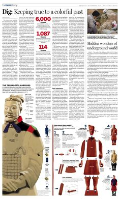 The terracotta warriors, how were they made? - NewsPageDesigner