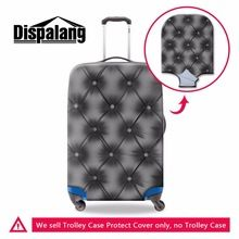 US $13.90 Dispalang trendy suitcase cover clear luggage protectior for lady elastic trolley case cover for 18-30 inch case dust rain cover. Aliexpress product