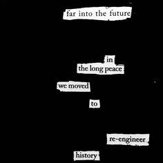 Time travel #blackoutpoetry #amwriting #newspaperpoem #poetry #newspaperblackout #blackoutpoem #blackoutcommunity #blackout #writersofinstagram #poetsofig #scifi #erasurepoetry #censorart #makeblackoutpoetry