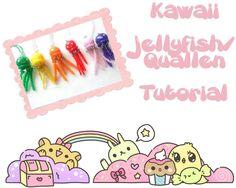 Kawaii jellyfish tutorial