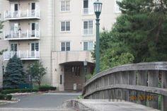 View of community from bridge