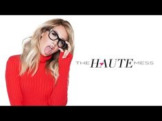 Ashley Tisdale Launches 'The Haute Mess' Lifestyle Site to Empower Women Digital Media Marketing, Social Media Marketing, Ashley Tisdale, Boss Lady, Women Empowerment, Good Music, Trailers, Music Videos, Interview