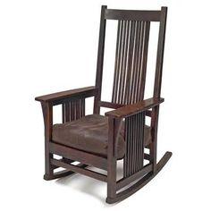 gustav stickley furniture