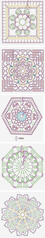 Cute crochet patterns                                                                                                                                                                                 Más
