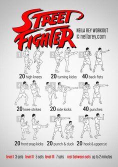Street Fighter:
