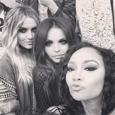 Perrie Edwards Jesy Nelson and Leigh-Anne Pinnock