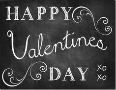 Alderberry Hill - Valentine Printable