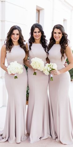 Elegant mermaid sleeveless bridesmaid dress charming floor length bridesmaid dress dusty blue brautjungfernkleider source by bridesmaid dresses Mermaid Bridesmaid Dresses, Bridesmaid Dresses Online, Mermaid Dresses, Wedding Bridesmaids, Wedding Gowns, Prom Dresses, Elegant Bridesmaid Dresses, Long Dresses, Bridesmaid Outfit