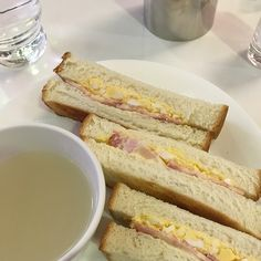 喫茶室ルノアール 高田馬場第一店 - ベーコンタマゴトースト - Foodspotting