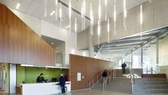 Centennial College Library and Academic Building, Toronto