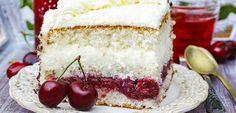 κεικ κερασια Greek Recipes, Bath And Body Works, Vanilla Cake, Cheesecake, Cooking Recipes, Cookies, Sweet, 3, Fragrance