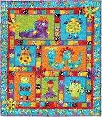 Monster quilt!.