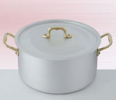 1521- casseruola cilindrica profonda/deep sauce pan cm 14-16-18-20-22-24-28 1537- coperchio piano/flat lid