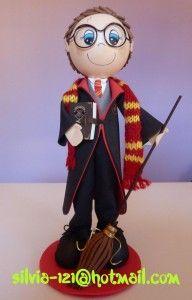 Fofucho Harry Potter. Todo lo que necesitas para scrapbooking y manualidades en mitiendadearte.com
