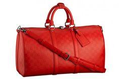 Louis Vuitton FW2011 Damier Infini Keepall 45