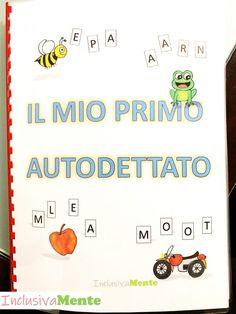 Italian Language, Book Activities, School Bags, Grammar, Dads, Teacher, Education, Books, Anna