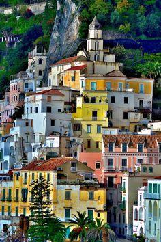 - Amalfi - Italy (by Antonio Salsano ©Salsano2016 -...