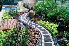 Image result for balinese deck walkway