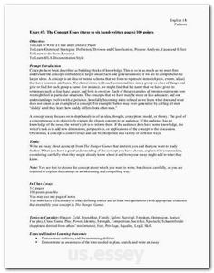 example essay for scholarship application