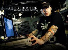 steve gonsalves hottie ghosthunter