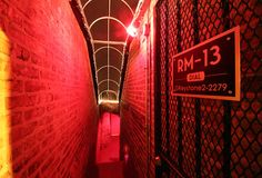 room 13 in lakeview-How to get into the secret speakeasy under the Old Chicago Inn